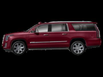 Build and price your 2018 Cadillac Escalade ESV