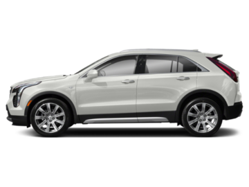 Build and price your 2019 Cadillac XT4