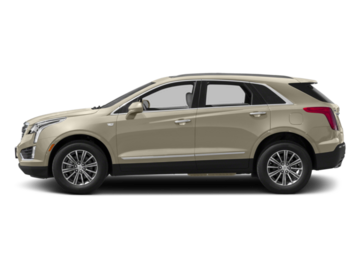 Build and price your 2017 Cadillac XT5