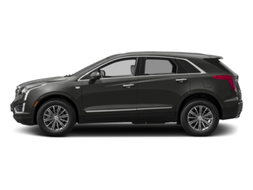 Build and price your 2018 Cadillac XT5