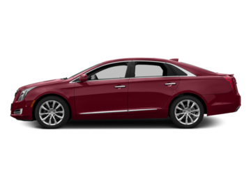 Build and price your 2017 Cadillac XTS
