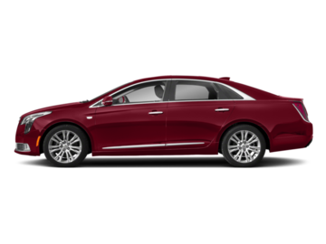 Build and price your 2018 Cadillac XTS