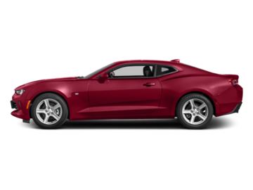 Build and price your 2017 Chevrolet Camaro