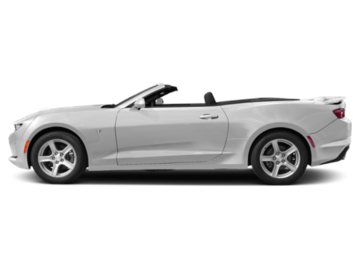 Build and price your 2019 Chevrolet Camaro Convertible - Cabriolet
