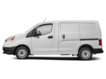 Build and price your 2018 Chevrolet City Express Cargo Van