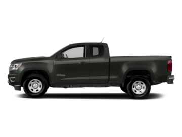 Build and price your 2017 Chevrolet Colorado