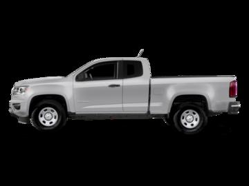 Build and price your 2017 Chevrolet Colorado