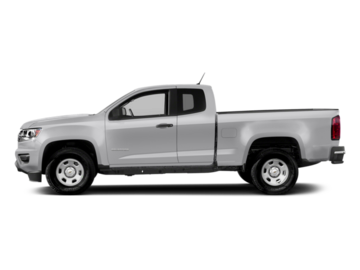 Build and price your 2018 Chevrolet Colorado