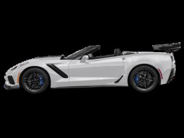 2019 Chevrolet Corvette Convertible - Cabriolet