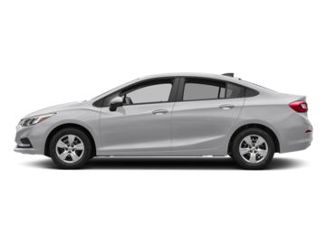 Build and price your 2018 Chevrolet Cruze
