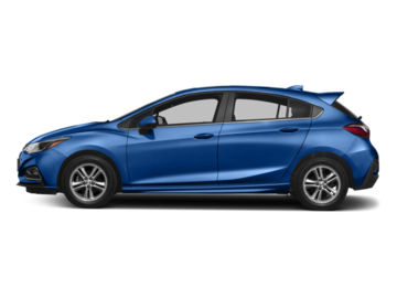 Build and price your 2017 Chevrolet Cruze Hatchback