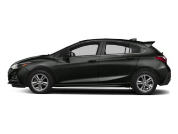 Build and price your 2018 Chevrolet Cruze Hatchback