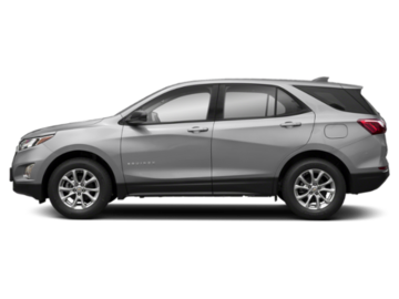 Build and price your 2018 Chevrolet Equinox