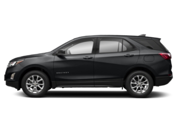 Build and price your 2019 Chevrolet Equinox