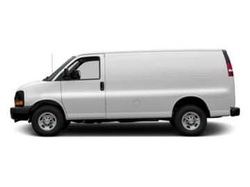 Build and price your 2017 Chevrolet Express Cargo Van
