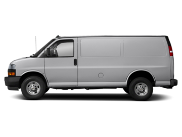 Build and price your 2019 Chevrolet Express Cargo Van