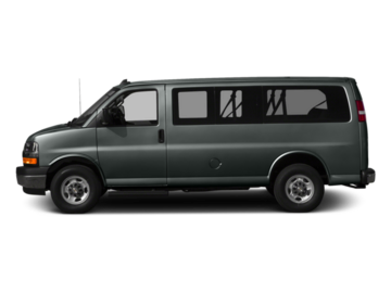 Build and price your 2017 Chevrolet Express Passenger