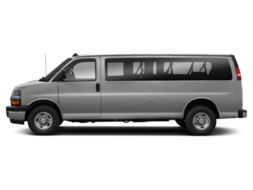 Build and price your 2019 Chevrolet Express Passenger
