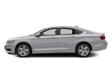 Build and price your 2017 Chevrolet Impala