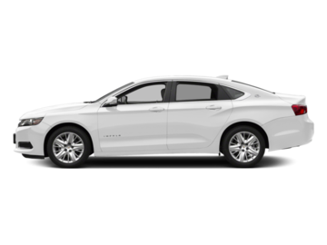 Build and price your 2018 Chevrolet Impala