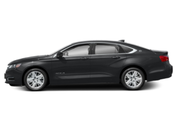Build and price your 2019 Chevrolet Impala