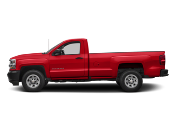 Build and price your 2017 Chevrolet Silverado 1500