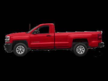 Build and price your 2017 Chevrolet Silverado 1500