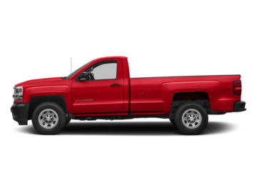 Build and price your 2018 Chevrolet Silverado 1500