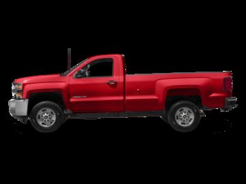 Build and price your 2017 Chevrolet Silverado 2500HD