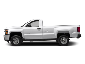 Build and price your 2017 Chevrolet Silverado 2500HD