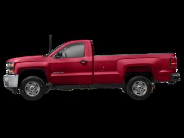 Build and price your 2018 Chevrolet Silverado 2500HD
