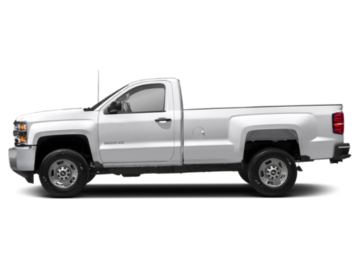 Build and price your 2018 Chevrolet Silverado 2500HD