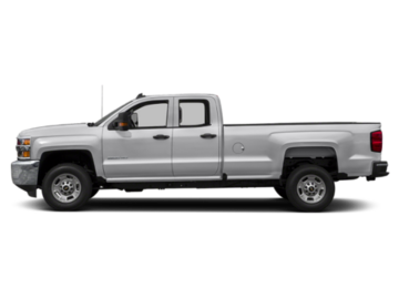 Build and price your 2019 Chevrolet Silverado 2500HD
