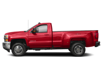 Build and price your 2018 Chevrolet Silverado 3500HD