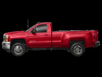 Build and price your 2018 Chevrolet Silverado 3500HD