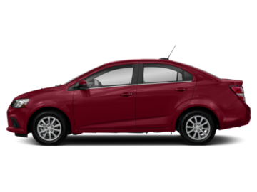 Build and price your 2018 Chevrolet Sonic