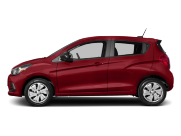Build and price your 2017 Chevrolet Spark