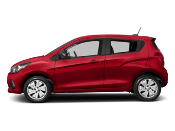 Build and price your 2018 Chevrolet Spark