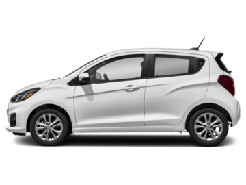 Build and price your 2019 Chevrolet Spark
