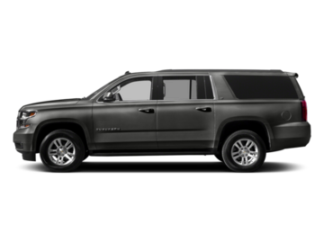 Build and price your 2017 Chevrolet Suburban