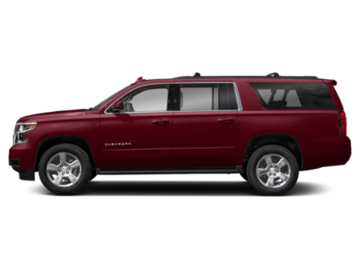 Build and price your 2018 Chevrolet Suburban