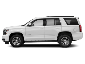 Build and price your 2018 Chevrolet Tahoe