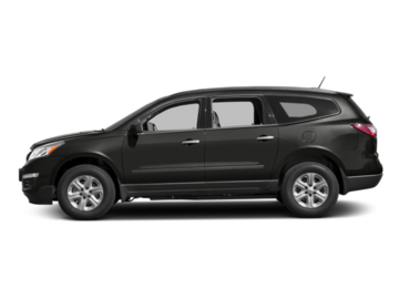Build and price your 2017 Chevrolet Traverse