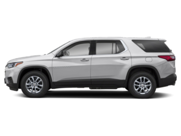 Build and price your 2018 Chevrolet Traverse