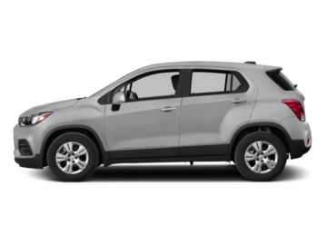 Build and price your 2017 Chevrolet Trax