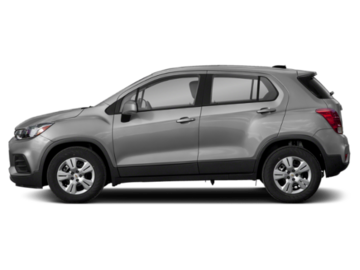 Build and price your 2019 Chevrolet Trax