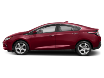 Build and price your 2018 Chevrolet Volt
