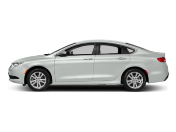 Build and price your 2017 Chrysler 200
