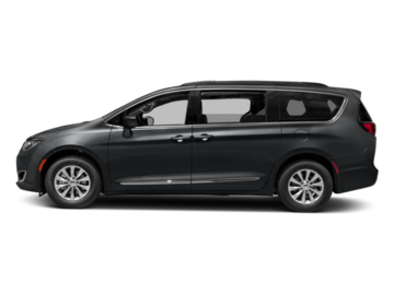 Build and price your 2017 Chrysler Pacifica