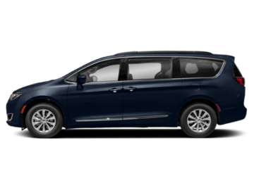 Build and price your 2018 Chrysler Pacifica